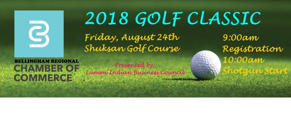 2018 Bellingham Chamber Golf Classic