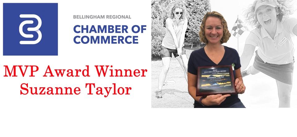 Bellingham Chamber MVP Winner