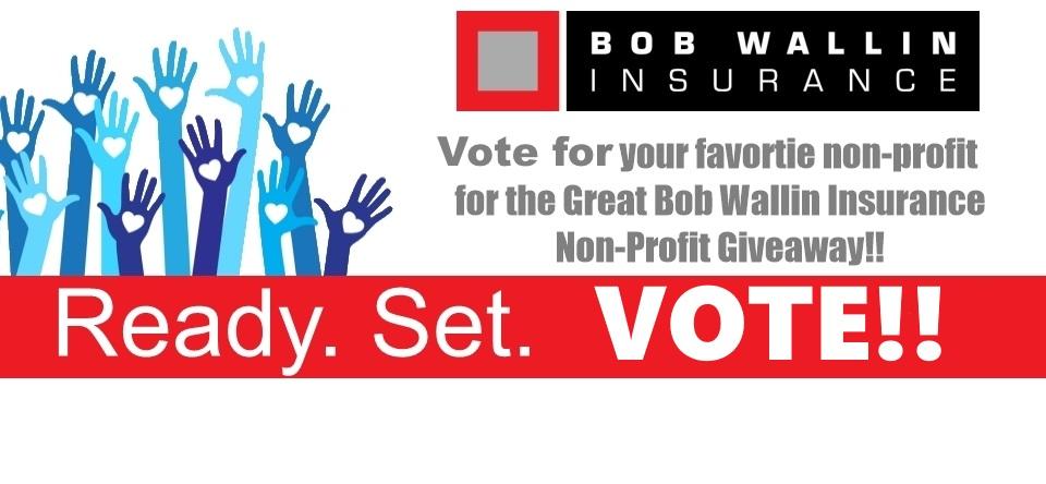 VOTE for Your Favorite Non-Profit!!!