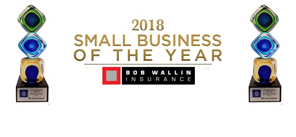 Small Business of the Year!