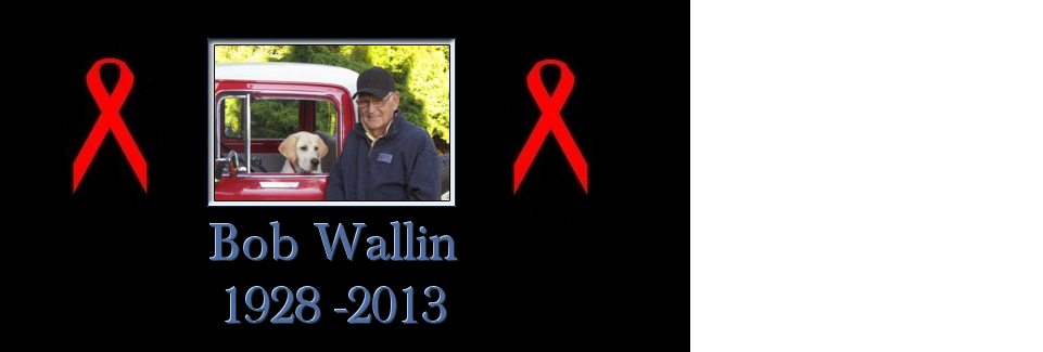 Remembering Bob Wallin