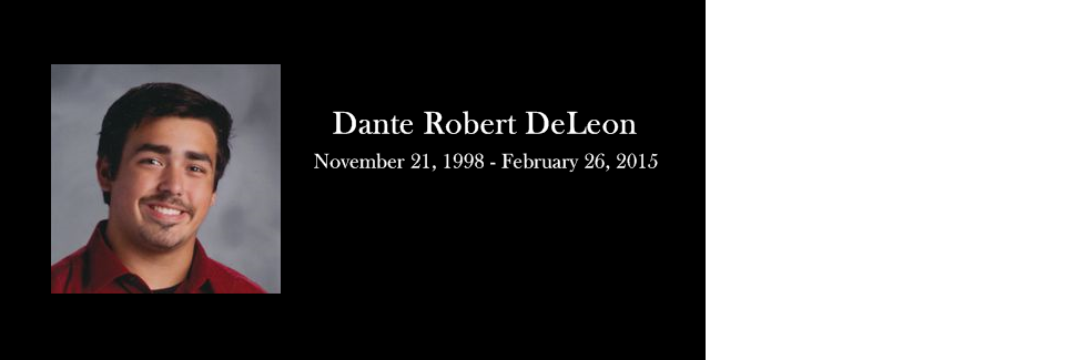 Dante Robert DeLeon