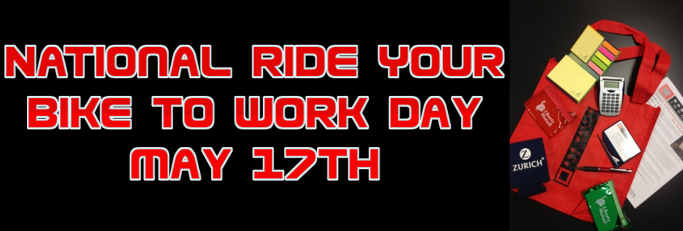 National Bike to Work Day!
