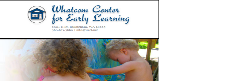 Whatcom Center for Early Learning